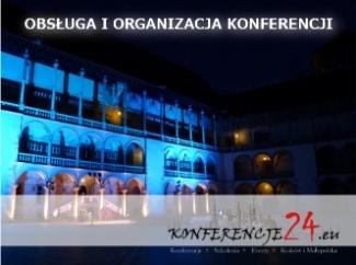 Organizacja konferencji w krakowie